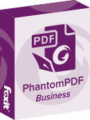 Foxit PhantomPDF™ Business 7